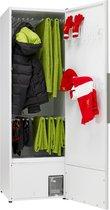 Nimo droogkast/warmtepompdroger ECO dryer 2.0 HP -wit- warmtepomp technologie -made in Sweden-