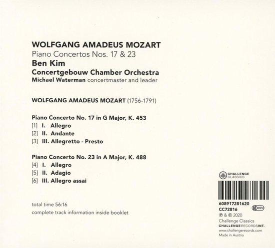 Piano Concertos Nos. 17 & 23