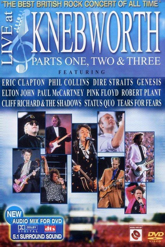 CD cover van Live At Knebworth (2DVD) van Oleta Adams
