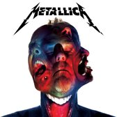 CD cover van Hardwired...To Self-Destruct (Deluxe) van Metallica