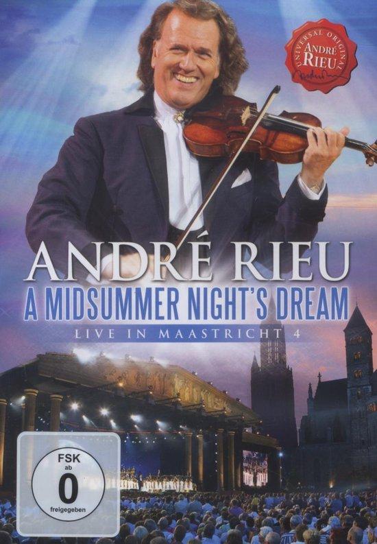 Cover van de film 'Andre Rieu - A Midsummer Night's Dream'