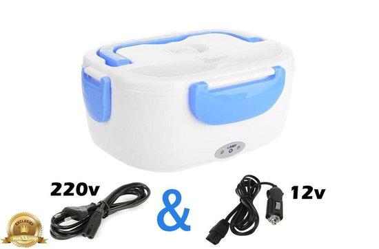 Bol Com Lunchbox Elektrisch Lunchbox Rvs Lunchbox Voor
