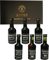 Kopke collection gift kit - 6 x 5 cl