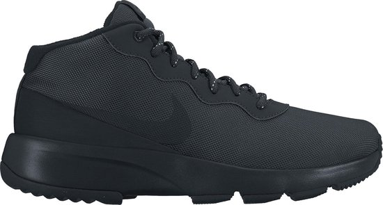 Nike Tanjun Chukka Sneakers Maat 43 Mannen zwart