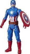 Avengers Titan Hero Figure Captain America
