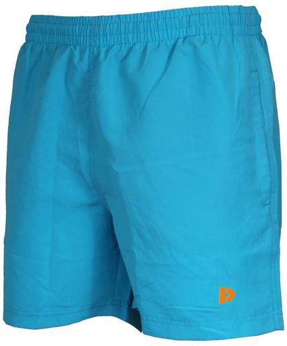 Donnay Zwemshort kort - Sportshort - Heren - Maat XXXL - Lichtblauw