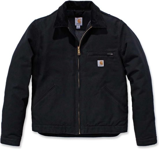 Duck Detroit Jacket Black New - Carhartt