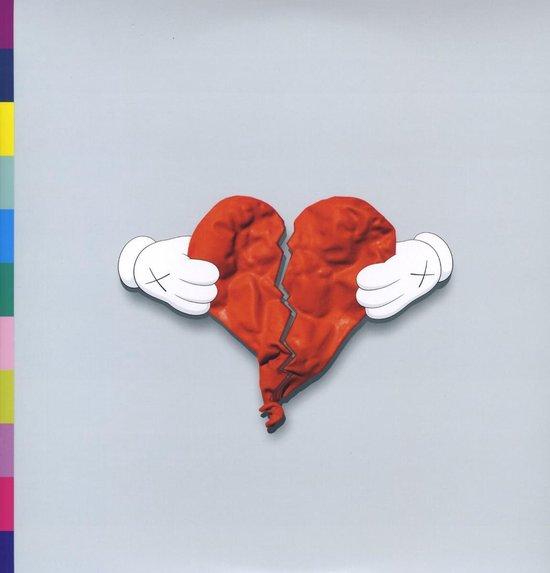 808's & Heartbreak Cd