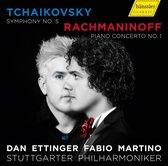 Rachmaninoff Piano Concerto No.1 / Tchaikovsky Sy