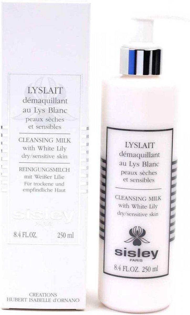 Sisley Botanical Cleansing Milk With White Lily - 250 ml - Reinigingsmelk - Sisley
