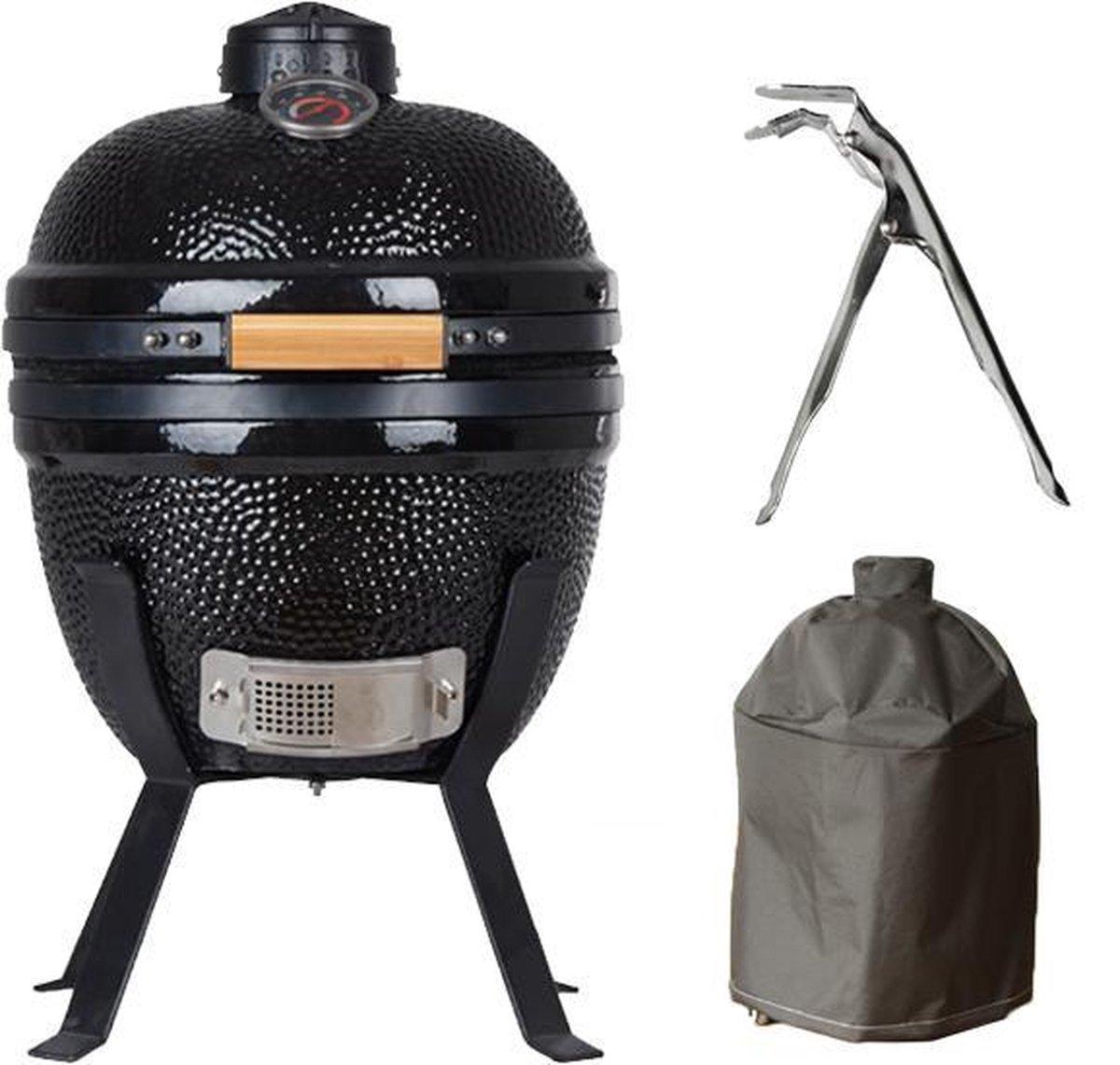 Grill Care Set Comfort 14 inch Kamado BBQ