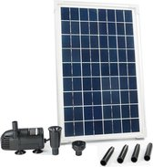 Ubbink Solarmax 600 Set met zonnepaneel en pomp 1351181