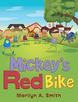 Mickey's Red Bike