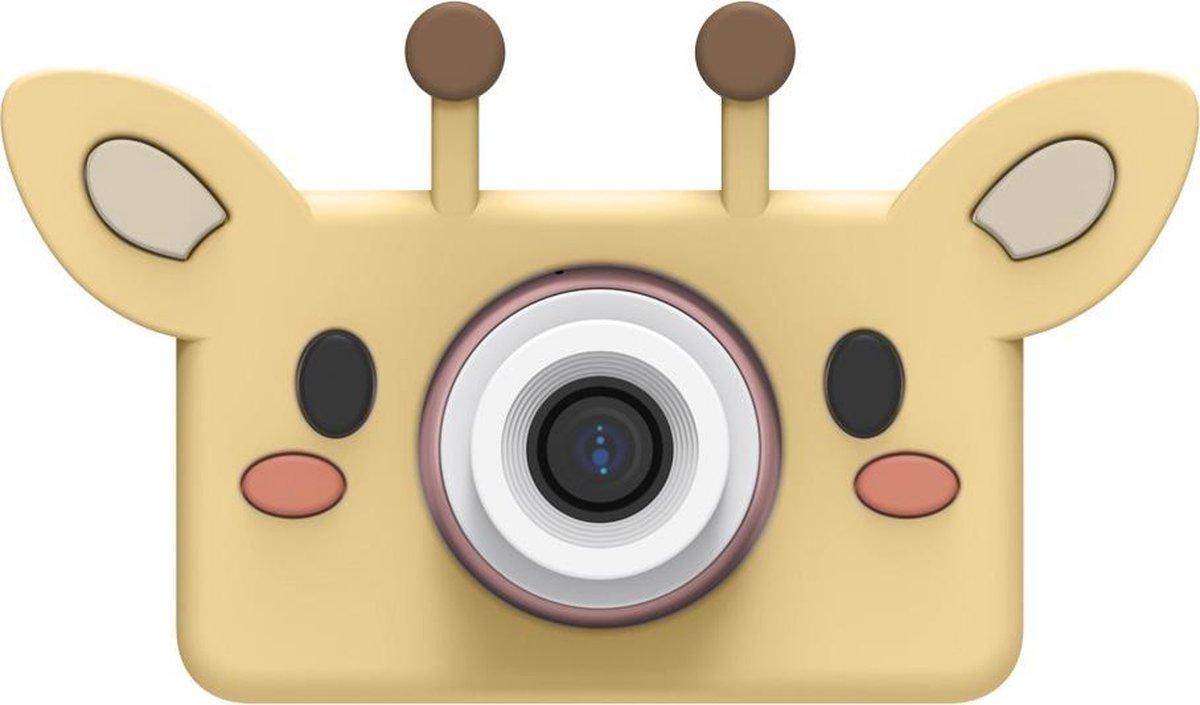 Giraffe 24MP digitale kindercamera + Selfie Video