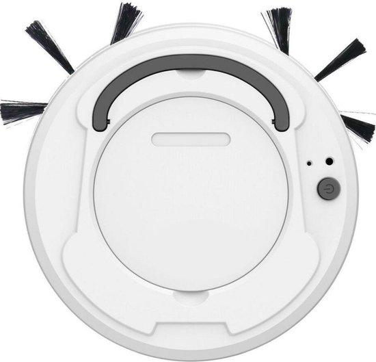 Disch® Robot Stofzuiger met Dweilfunctie - Robotstofzuigers - Robotstofzuiger...