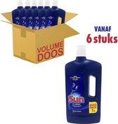 Sun Vaatwas Spoelglans - 6 x 1 L - Voordeelverpakking