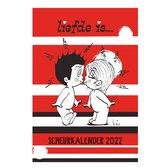 Scheurkalender - 2022 - Liefde is ...