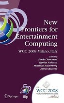 New Frontiers for Entertainment Computing