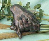 3D hand afdrukken| Compleet Start Set XL| Twee handen | Gipsafdrukken| Molding 3D mix | Drie-Dimensionale Gips model | 3D Gips Handafdrukken|300 gram Molding 3D mix | Bodycasting Set|Alginaat|Afdruk maken| Rubber|Afdruk |Hand