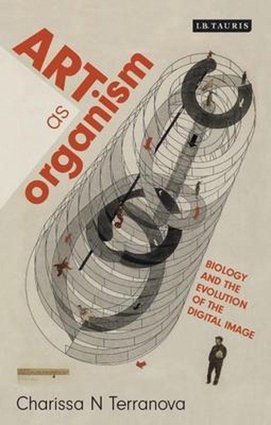 Boek cover Art as Organism van Dr. Charissa N. Terranova (Paperback)