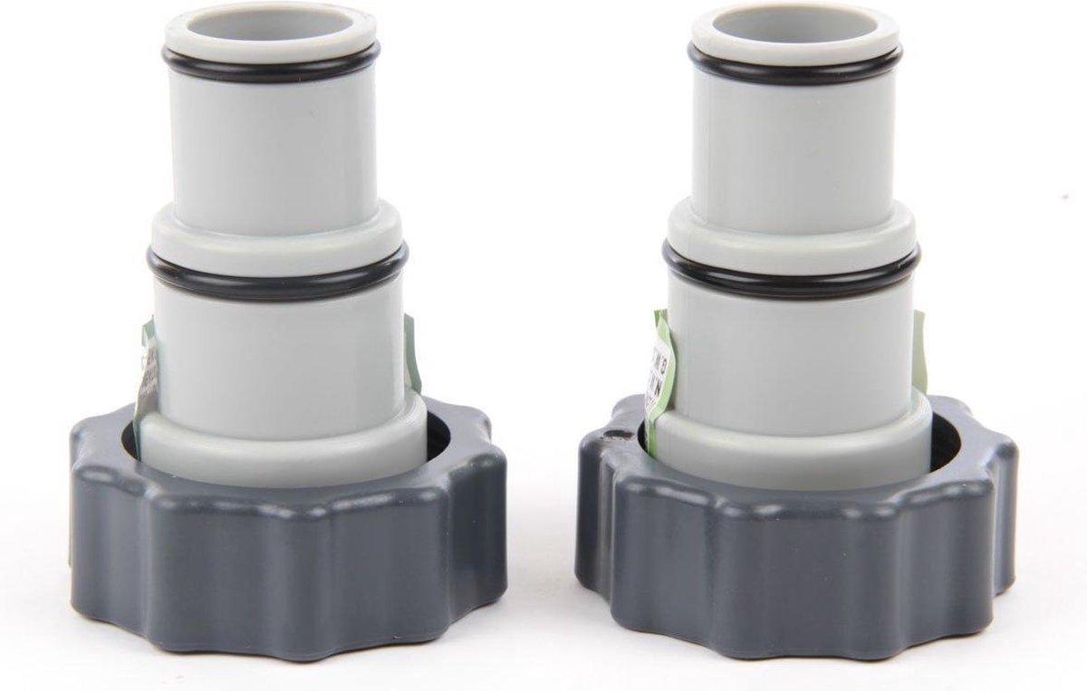 Intex adapter A (Ø 32-38 mm) 2 stuks