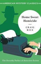 Omslag Home Sweet Homicide