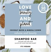 Love Beauty and Planet Shampoo Bar Coconut Water & Mimosa Flower - 90 gram