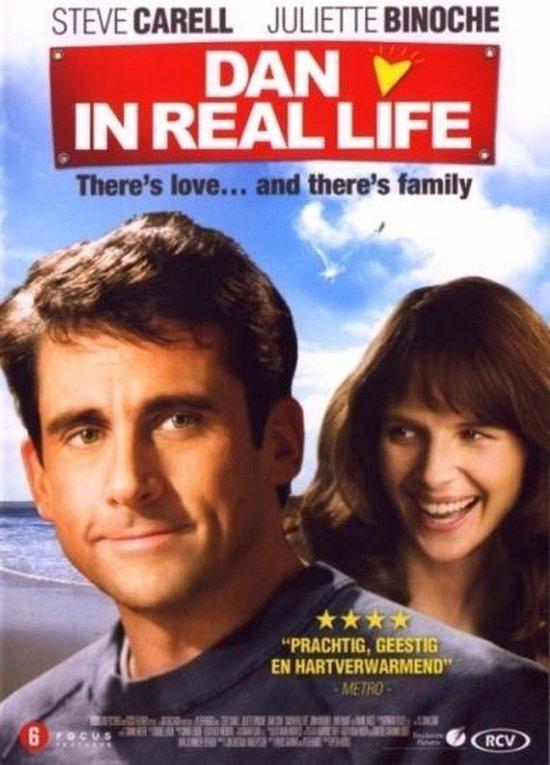 Cover van de film 'Dan In Real Life'