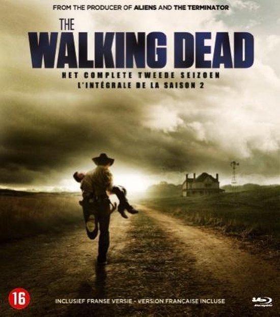 Cover van de film 'The Walking Dead'