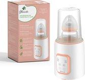 Florevita | 5-in-1 Eco Fast Digitale Flessenwarmer – Sterilisator