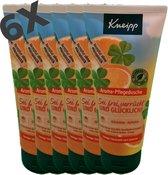 Kneipp Douchegel - Be Free - 6x 200 ml - Voordeelverpakking