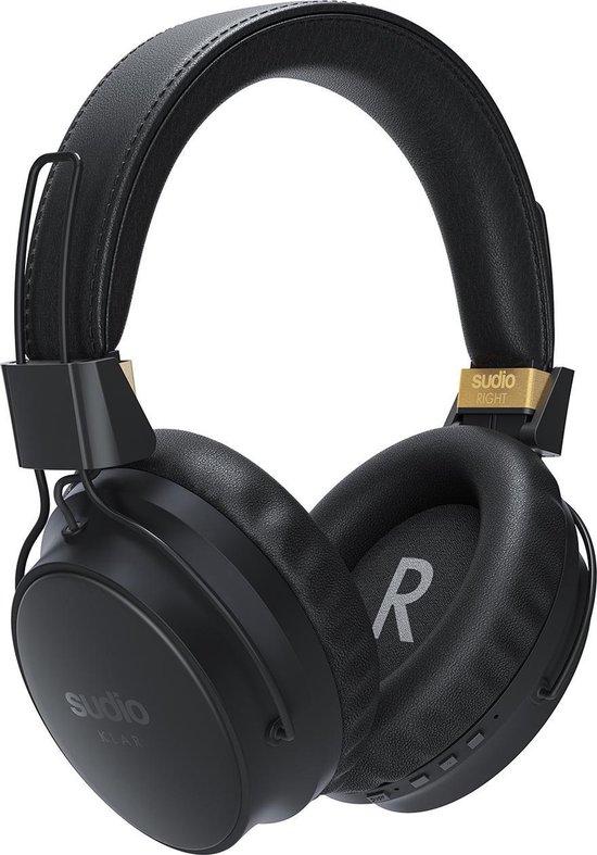 Sudio Klar - Draadloze Over-ear Koptelefoon - Zwart