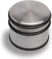 Deurstop   Zilver   ideale oplossing