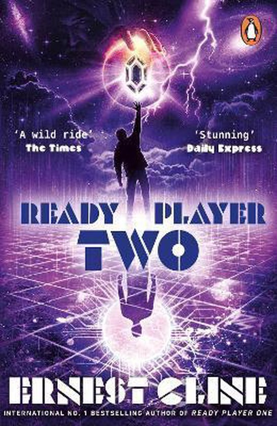 Omslag van Ready Player Two