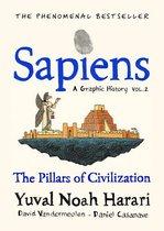 Omslag Sapiens A Graphic History, Volume 2
