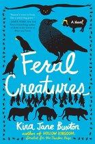 Omslag Feral Creatures