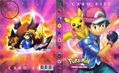 Pokémon Verzamelmap - Voor 240 kaarten - Verzamelalbum -  A5 Formaat - Flexibele kaft - Portfolio