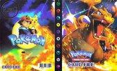 Pokémon Verzamelmap - Voor 240 kaarten - Verzamela