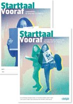 Starttaal  - Starttaal vooraf nederlands op weg naar 1f deel A Leerwerkboek