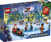 LEGO City Adventskalender - 60303