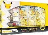 Pokémon Celebrations Pikachu V Union Special Collection Box - Pokémon Kaarten