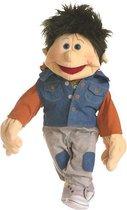 Handpop Hinnerk 65cm living puppets buikspreekpop
