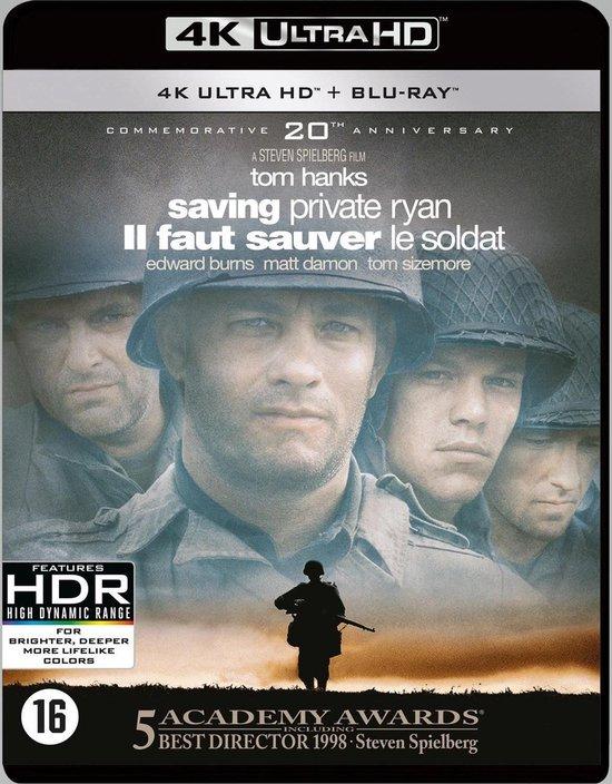 Saving Private Ryan (4K Ultra HD Blu-ray)