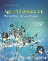 Applied Statistics II
