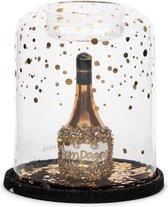 Riviera Maison Bubbles Please Votive - Transparent - 7.8 x 7.8