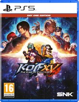 King of Fighters XV - Day One Edition - PS5