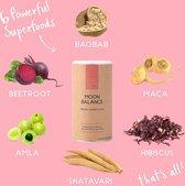 Your Super - MOON BALANCE Organic Superfood Mix - Plantaardig - Hormonen in balans