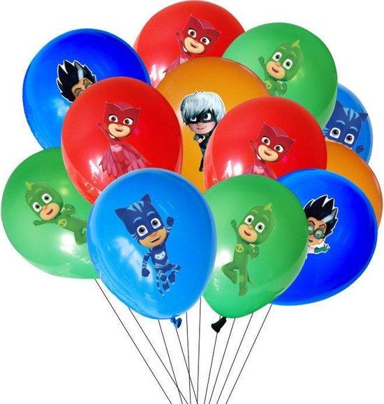 PJ MASKS Ballonnen - set van 14