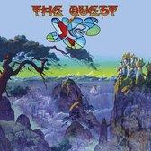 CD cover van The Quest van Yes