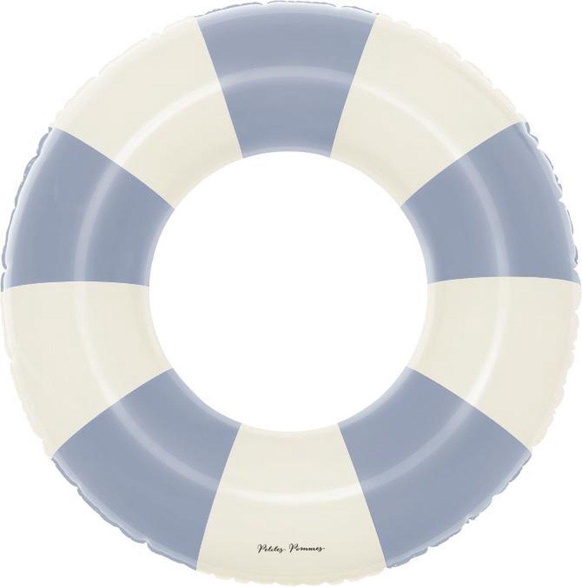 Petites Pommes Zwemring Celine Grand Float Nordic Blue - Zwemband - ø 120cm - 6+ jaar